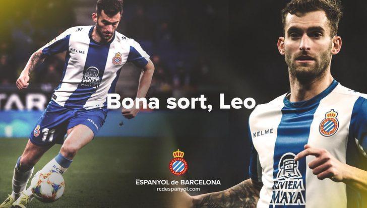 Leo Baptistao - Espanyol > WH Zall | BONSERVİS BEDELİ: 6 milyon euro