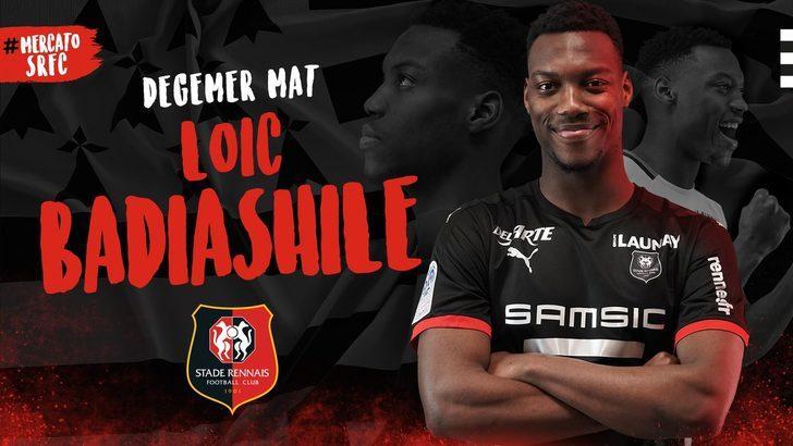 Loïc Badiashile - Monaco > Rennes | BONSERVİS BEDELİ: Bilinmiyor