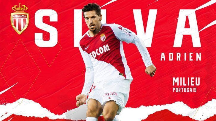 Adrien Silva - Leicester City > Monaco | BONSERVİS BEDELİ: Kiralık