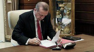 Erdoğan 11 üniversiteye rektör atadı!