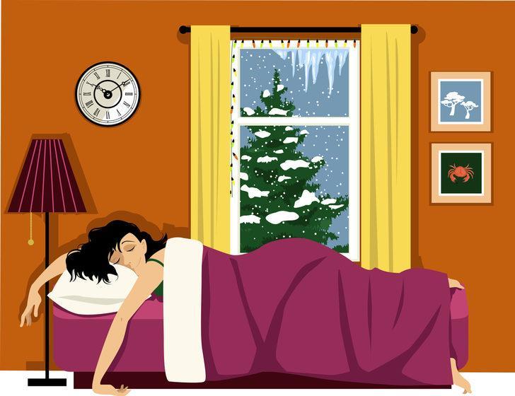 Kış yorgunluğundan kurtulmak için bunlara dikkat!