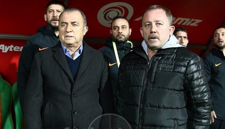 Sergen Yalçın: Galatasaray'ın golü dışında pozisyonu yok