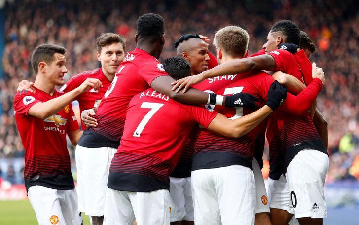 Leicester City 0 - 1 Manchester United (Premier Lig)