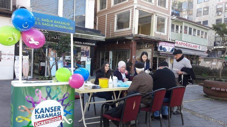 Rize'de 4 Şubat Dünya Kanser Günü etkinlikleri