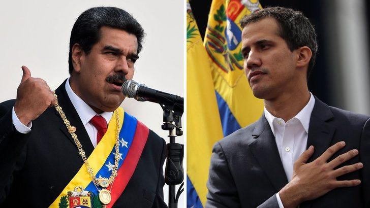 Venezuela krizi: Hangi ülke, kimi destekliyor?