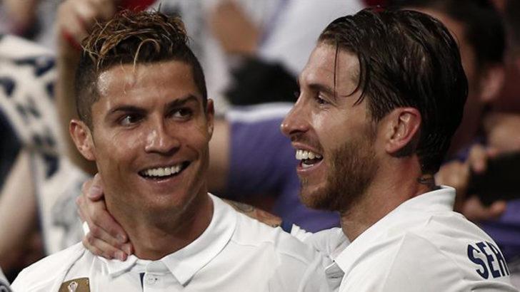 Sergio Ramos: Ronaldo'nun rolünü üstlenmem gerekiyordu