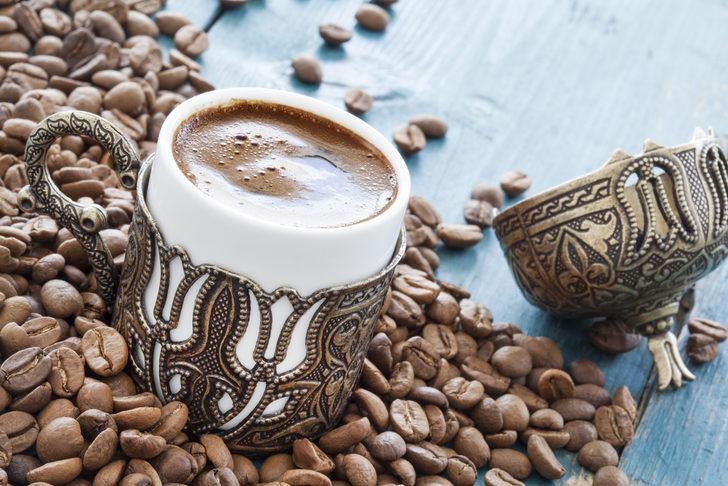 Tadına bakmayan bin pişman! 8 farklı karışımdan oluşan Osmanlı kahvesi