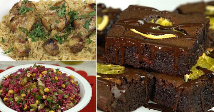Misafirlerinizi en güzel şekilde ağırlamanıza yardımcı olacak yemek menüsü