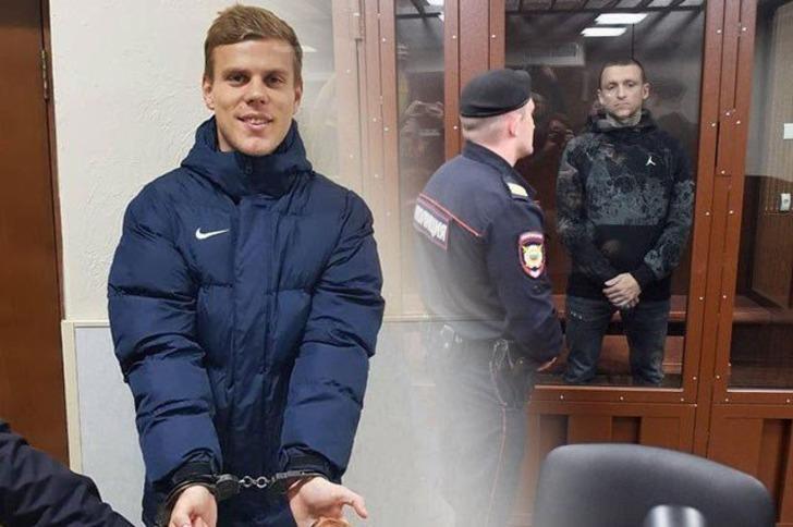Aleksandr Kokorin, tutukluluğu devam ettiği için Fenerbahçe'ye karşı forma giyemeyecek