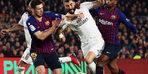 Kral Kupası'ndaki El Clasico'da beraberlik