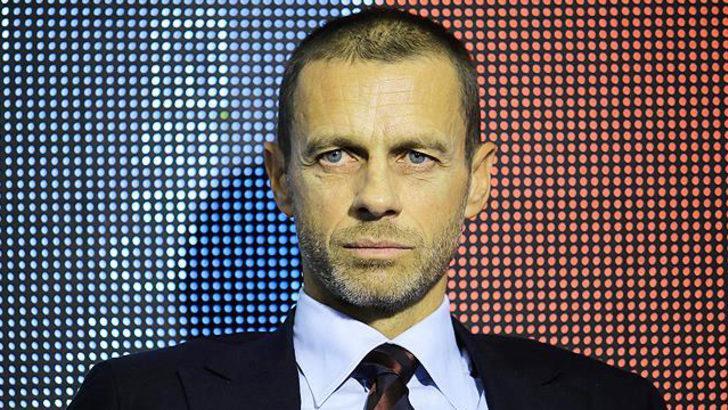 Aleksander Ceferin yeniden UEFA Başkanı seçildi