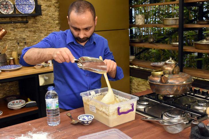 Atatürk'e ikram edilen ekmeği 100 yıl sonra yeniden üretti