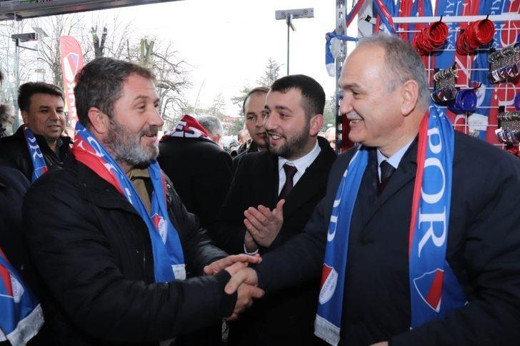 """Özlü """"Düzcespor A.Ş kurulacak"""""""