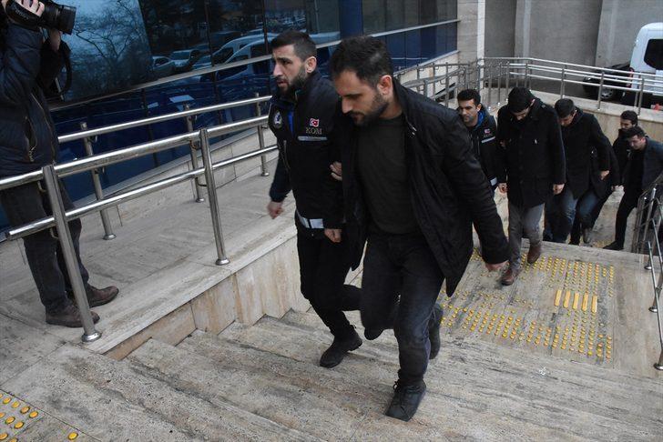 GÜNCELLEME - Zonguldak merkezli FETÖ'nün TSK'daki kripto yapılanması operasyonu