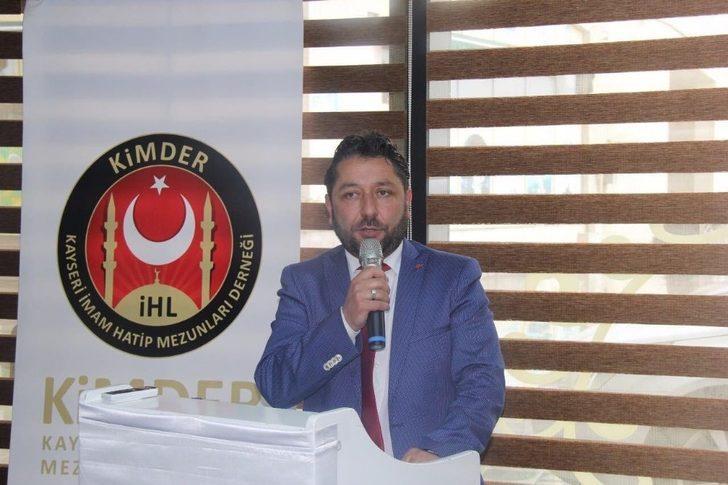 Kimder Başkanı Ahmet Yurtlu Kayseri Haberleri