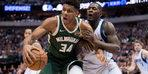 Milwaukee Bucks serisini sürdürdü
