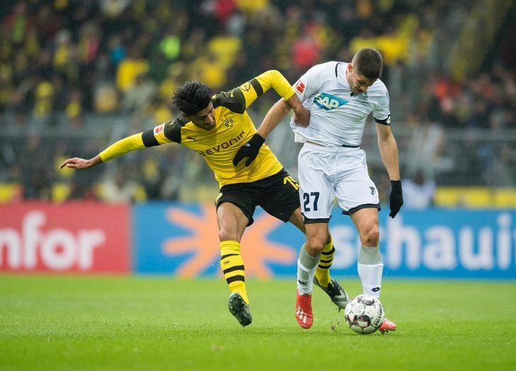 Borussia Dortmund 3 - 3 Hoffenheim