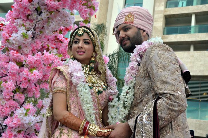 Türkiye'deki en yüksek bütçeli 'Hint düğünü' Serik'te yapılıyor