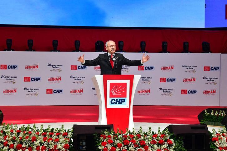 Kılıçdaroğlu: Türkiye'nin çözülemeyecek hiçbir sorunu yok