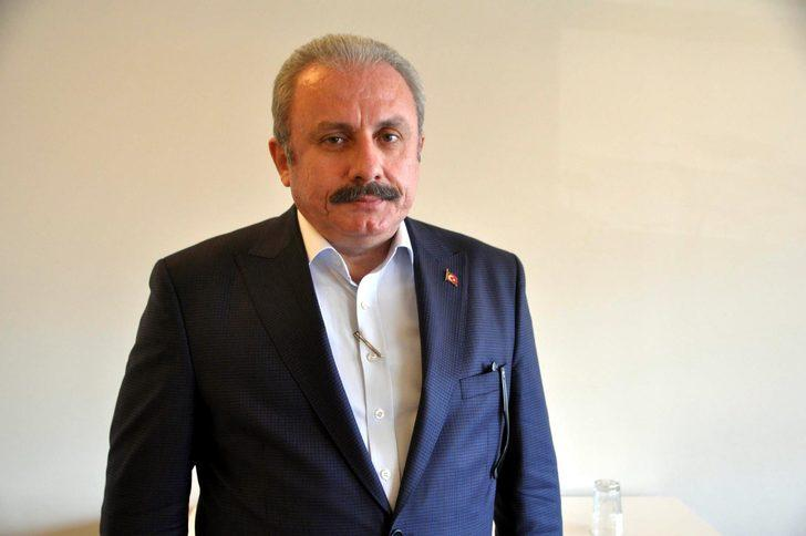 AK Parti'li Şentop: IMF, Türkiye'ye dönmeyecek, gelmeyecek