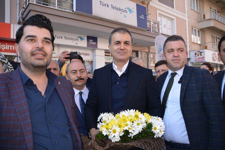"""""""Türkiye'nin demokrasisini büyütecek parti, AK Parti'dir"""""""