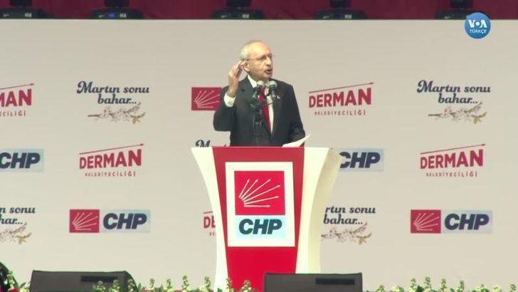 CHP'den 12 Maddelik 'Derman Belediyeciliği' Vaadi