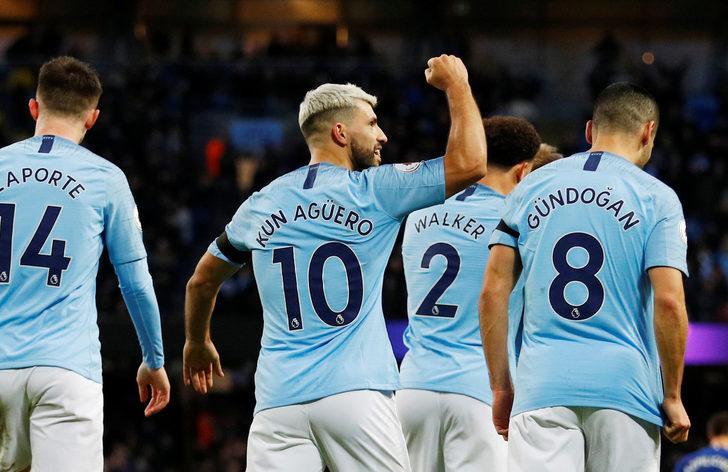 Manchester City 6 - 0 Chelsea (Premier Lig)