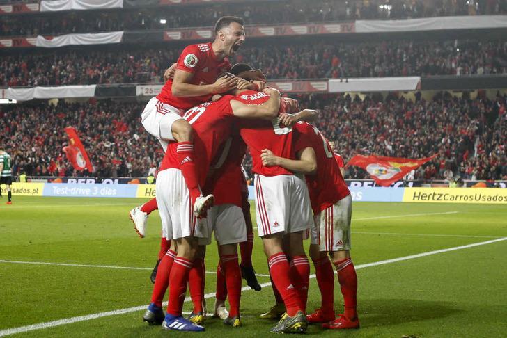 Benfica 10 - 0 Nacional (Portekiz Premier Lig)