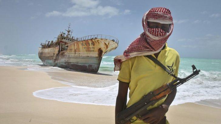 'Denizler Suç Cenneti Oldu'