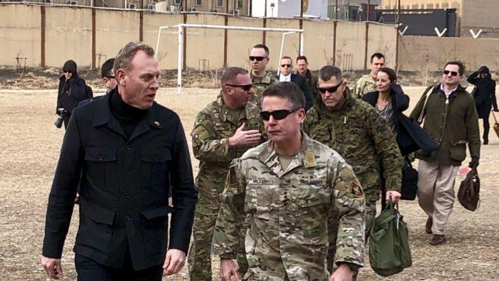 ABD Savunma Bakan Vekili Afganistan'da
