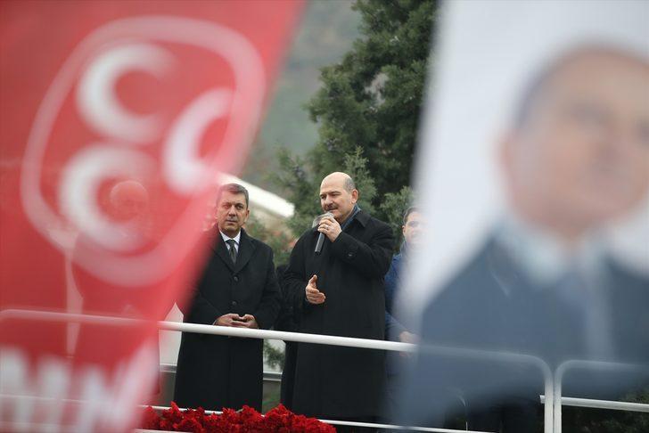 Son dakika! İçişleri Bakanı Süleyman Soylu: Bomba yüklü bir araç yakalandı