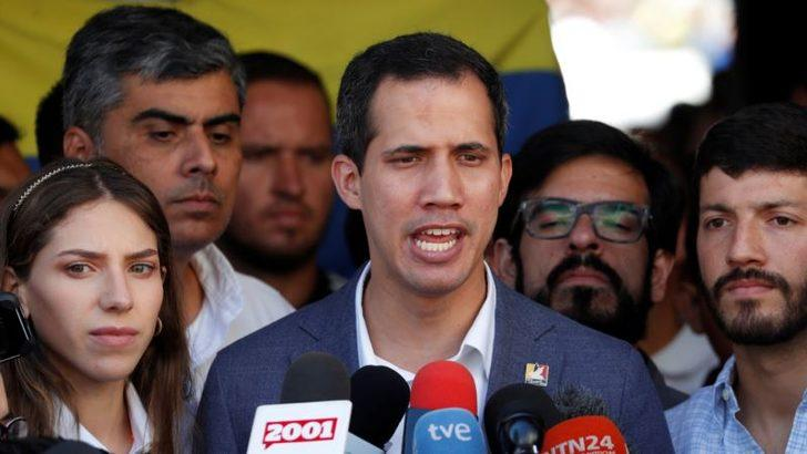 Guadio: Venezuela'ya Yardımların Girişinin Engellenmesi İnsanlık Suçu