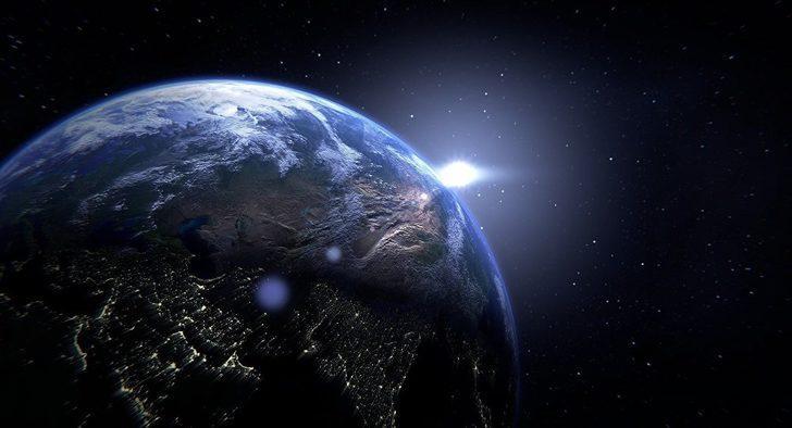 Atmosferde tanımsız ışık patlamaları görüntülendi