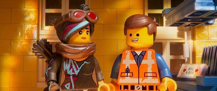 Lego Filmi 2 vizyona hızlı girdi