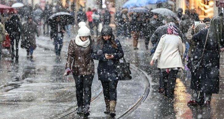 Meteoroloji'den İstanbul için son hava durumu tahmini (Kar uyarısı geldi, tarih verildi)