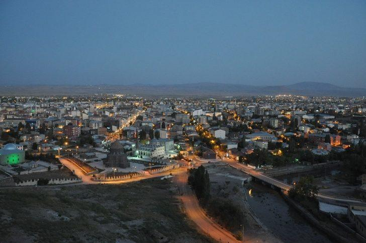 Kars'ın 2018 yılında nüfusu binde 4,2 arttı
