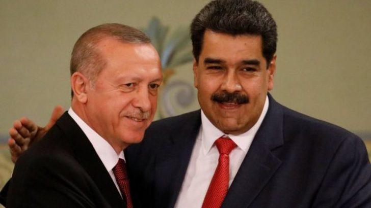 'Venezuela'nın Türkiye'ye giden altınları ne olarak geri dönüyor?'