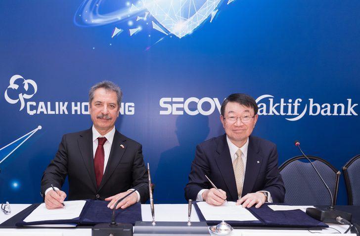 Japon SECOM ve Aktif Bank'tan güvenlik teknolojileri sektörüne ortak yatırım