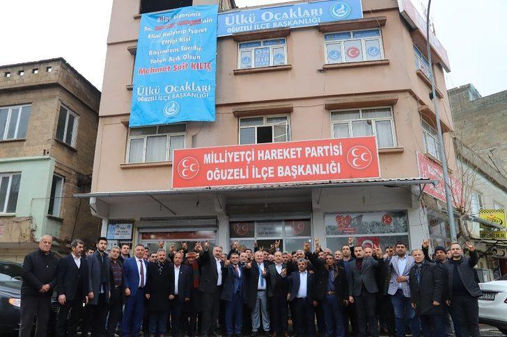 MHP Milletvekili Cemal Enginyurt'tan'tan Nurettin Soyer tepkisi