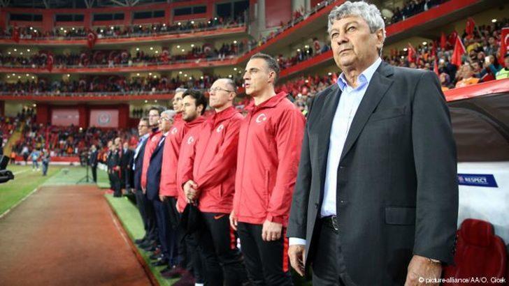 Milli takımda Lucescu ile yollar ayrıldı