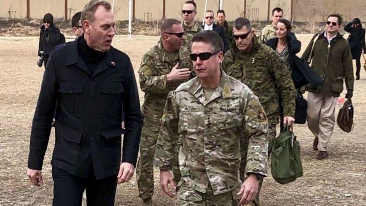 Shanahan: 'Suriye'de IŞİD'e Karşı Önemli İlerleme Sağlandı'