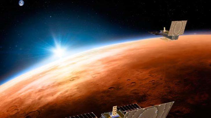 Mars'a tek yönlü yolculuk projesi suya düştü! Şirket iflas etti!