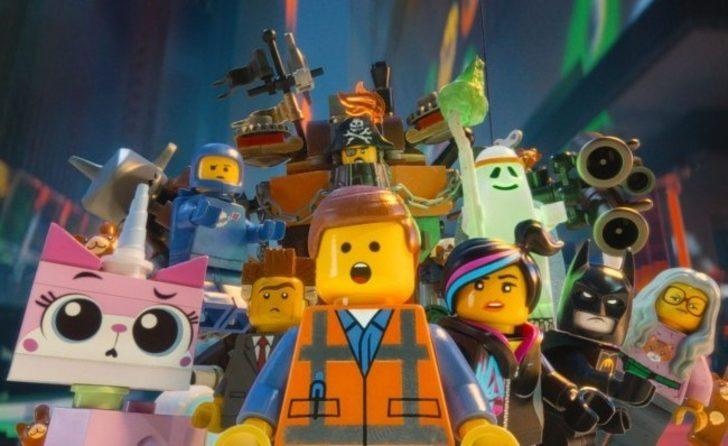 Lego Filmi 2 zirvede