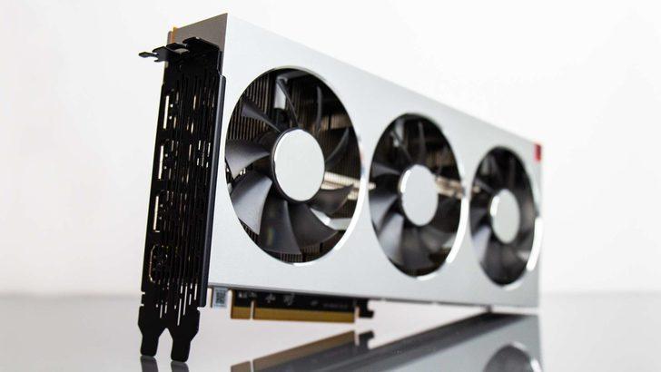 AMD Radeon VII 8K çözünürlükte test edildi