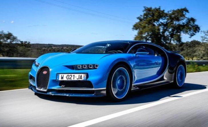 Bugatti: SUV markamıza uymuyor!
