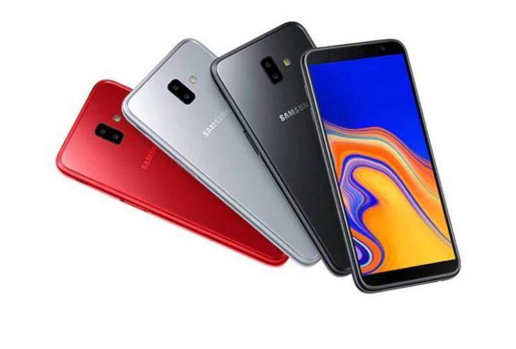 Şubat güncellemesi ilk kez Galaxy J6 Plus'ta