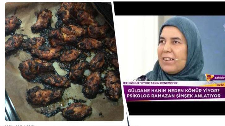 Sosyal medyada paylaşılan 'fırında kanat' fotoğrafına gelen komik yorumlar