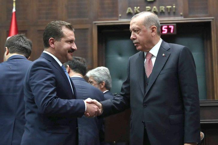 Cumhurbaşkanı Erdoğan Balıkesir'e geliyor