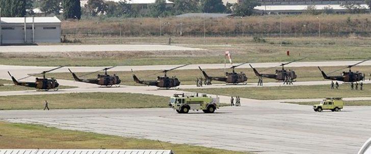 Helikopter kazaları sonrası flaş karar! 4. Hava Alay Komutanlığı Trakya'ya taşınıyor