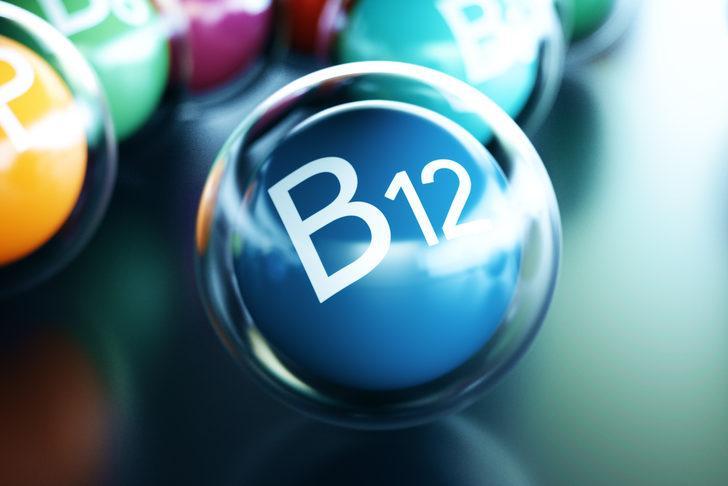 Şiş, sert ve yağlı bir karın en belirgin özellikleri! İşte B12 vitamini eksikliğinde olabilecekler